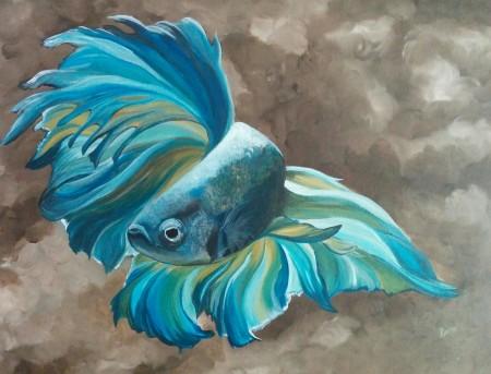 Betta Fish VII