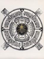 Mandala de los 4 rumbos